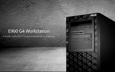 ASUS anuncia la Workstation E900 G4