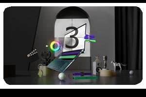 NVIDIA RTX Studio: Crea en cualquier lugar