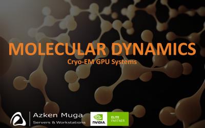 Sistemas recomendados para Dinámica Molecular