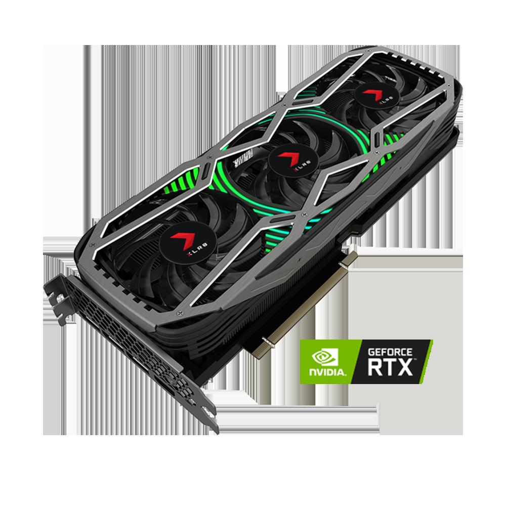 NVIDIA® GeForce® RTX™ 3090 24GB GDDR6X XLR8 PCIe 4.0