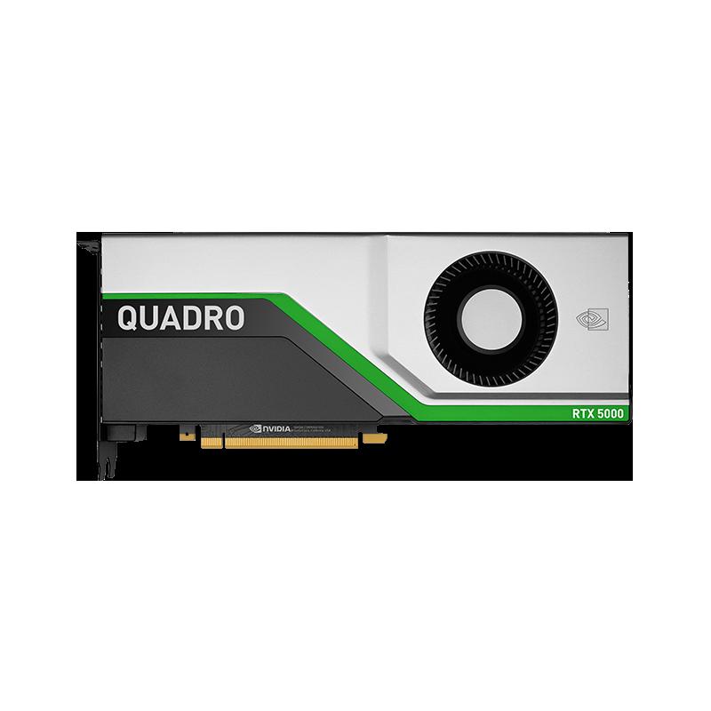 NVIDIA® RTX™ 5000 16GB GDDR6 ECC BULK