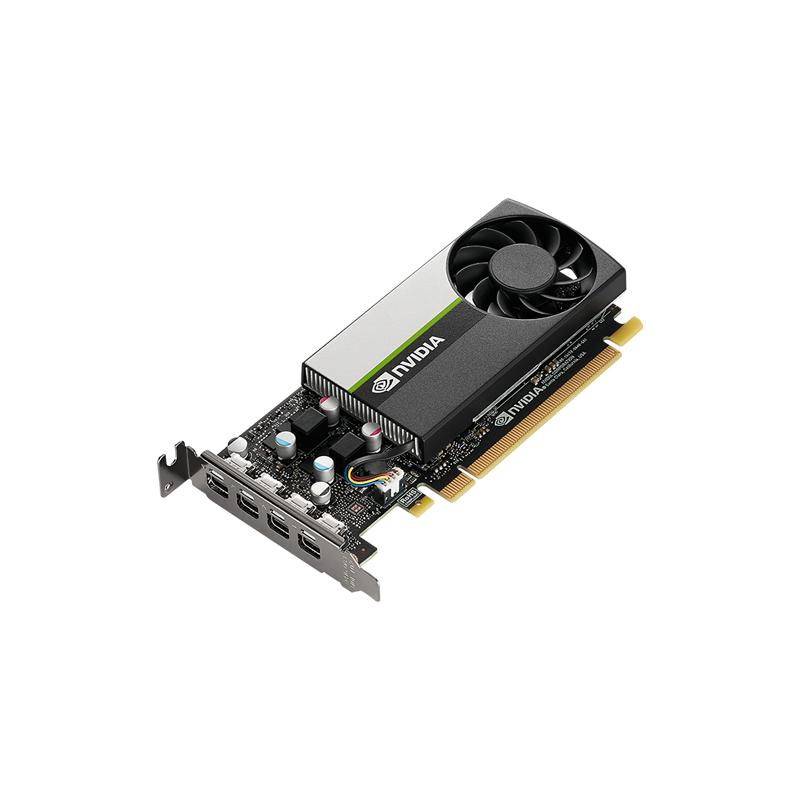 NVIDIA® T1000 4GB GDDR6 BULK