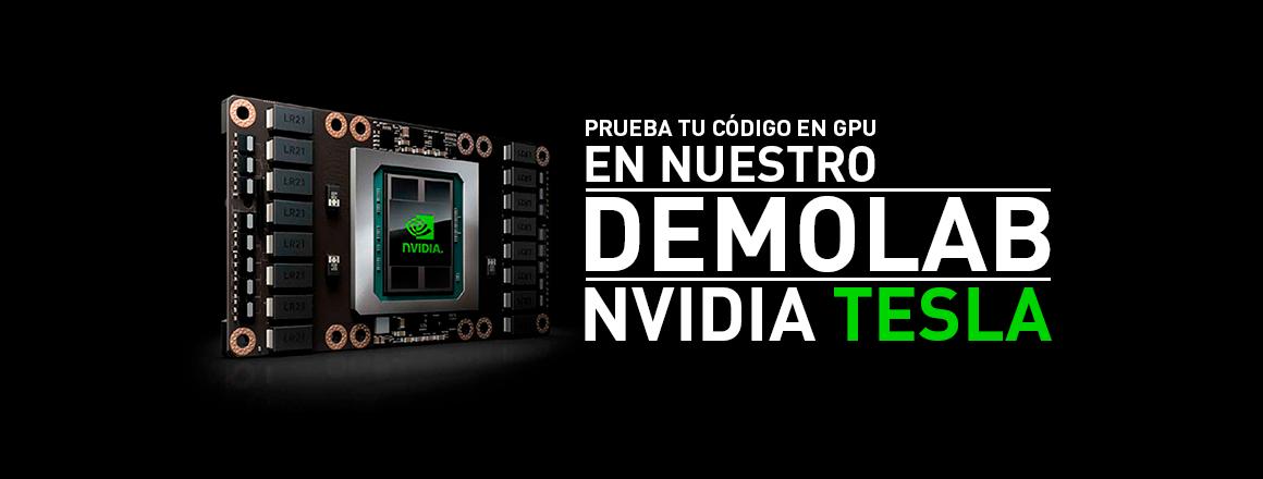 Nvidia Test Drive