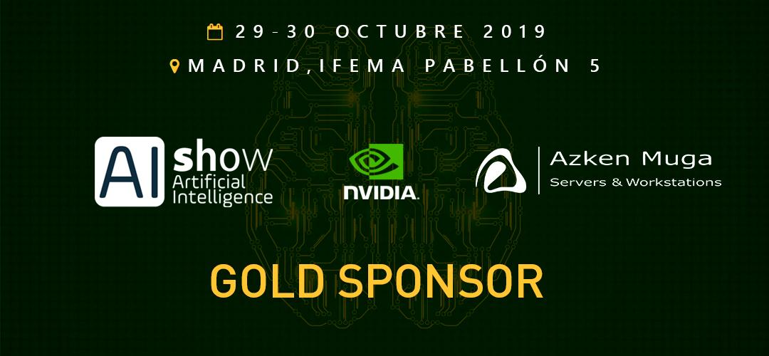 AIshow 2019 | 3ª Edición de la conferencia y exposición de Inteligencia Artificial.