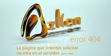 Error Fichero no encontrado